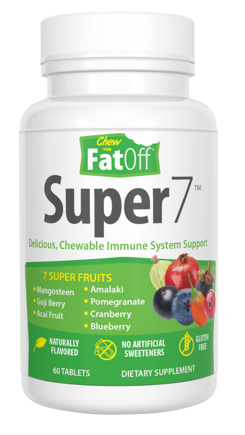Order Super7 Botanical Supplement TODAY!